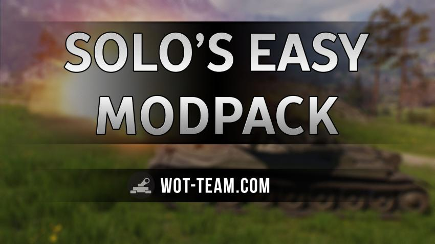 solo easy modpack